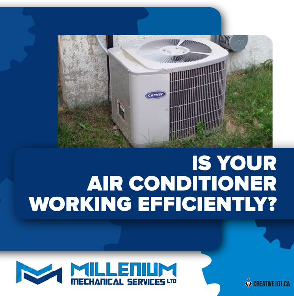 Troubleshooting air conditioner issues.